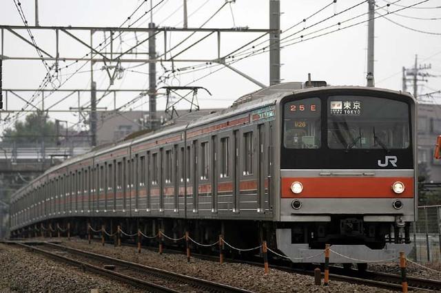 1025E 快速東京行