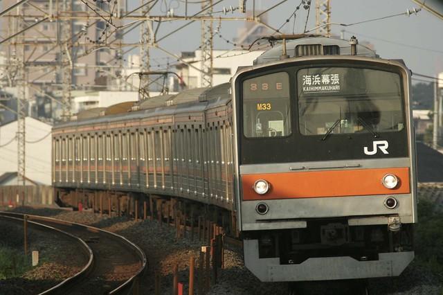 武蔵野線633E